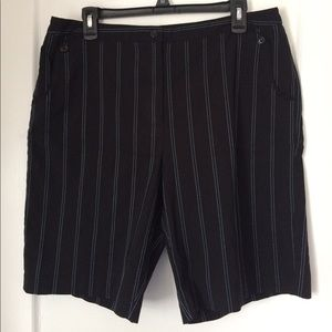 AP pro striped shorts. Size 14
